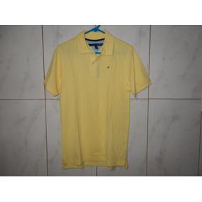 Camisa Polo Tommy Hilfiger M 7fe61a61f2f