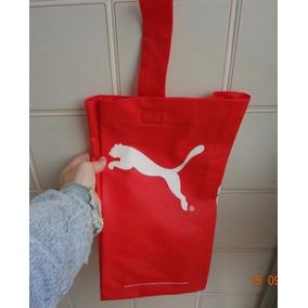 Bolsa Puma- Tecido Permeável- Novo
