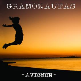 Avignon - Gramonautas Cd - 2016 - Rock/funk/blues/fusión