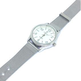 047424d3ae1 Relogio Potenzia Apiu 30m Quartz Prata - Relógios no Mercado Livre ...