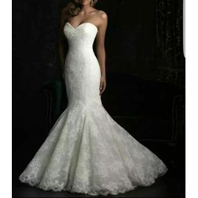 Vestidos de novia sirena santiago