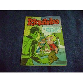 Gibi Riquinho Nº 167 - Editora Rge - Abril 1981