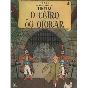 As Aventuras De Tintim 2 - O Cetro De Otokar