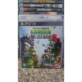 Plants Vs Zombies Garden Warfare Portugues Ps3 Frete R$10
