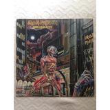 Lp Vinil Iron Maiden Somewhere In Time + Encarte 1986