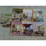 Combo 7 Revista De Decoración.