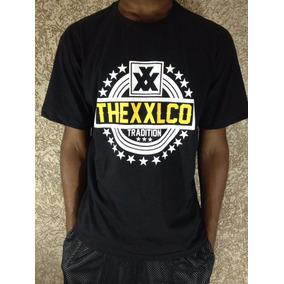Camiseta Xxl Hip Hop Estilo Americano Tradition Original 1364447bc3c0c