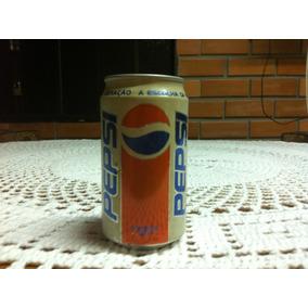 Latinha De Refrigerante Pepsi 1997