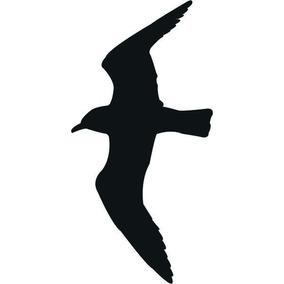 Adesivos Pássaros 15 Unidades 12 X 28 Cm