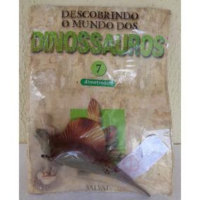 Dinossauro Descobrindo Mundo Dos Dinossauros 7 Dimetrodon