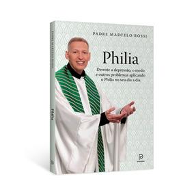Philia,padre Marcelo Rossi