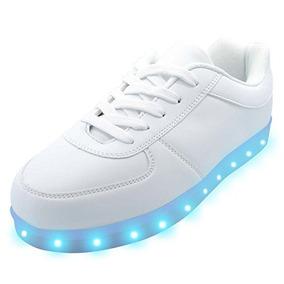 Tenis Led Para Niños Uruoi 11 Lighting Effects