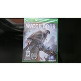 Watch Dogs Xbox One Nuevo Sellado