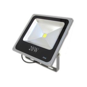 Refletor Holofote Led 20w Branco Frio Prova D