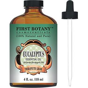 Aceite Esencial De Eucalipto Eucalyptus 100% Puro 118 Ml