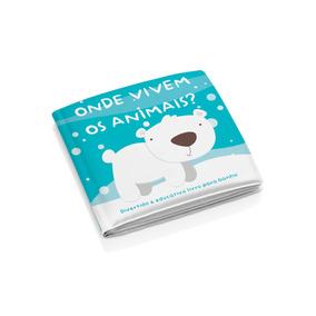 Livro Educativo Para Banho Infantil - Multikids Baby