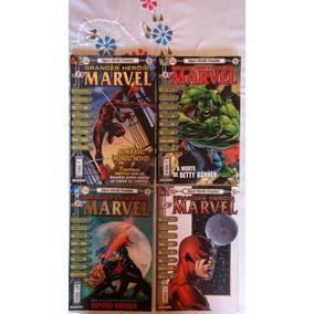 Super - Herois Premium Marvel Ed. Abril ( 15 Edicoes )