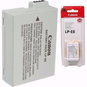 Bateria Origi Canon Lp-e8 Original Eos Rebel T2i T3i T4i T5i