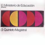 Lrbl. Lp Quinteto Magistral Nuevo Mas Flete