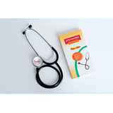 Estetoscopio Simples Pediatrico Preto