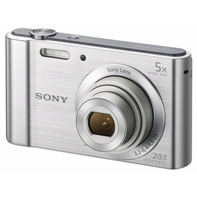 Camera Digital Sony Dsc-w800 20.1mp 16gb