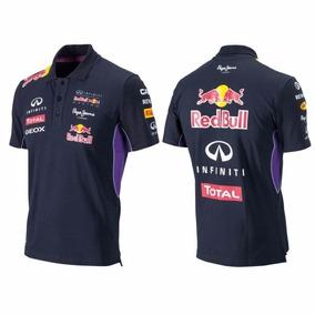 23cbd7e682 Camisa Corrida Oficial Formula 1 F1 Masculina - Manga Curta