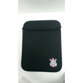 Capa Protetora Para Tablet Corinthians 25,5×19,5cm Neopreme