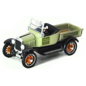 Miniatura Ford Model T Pick Up Van 1920 Unique Réplicas 1/32