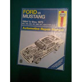 Manual De Serviço Mustang / Maverick V8 302 Original Ingles