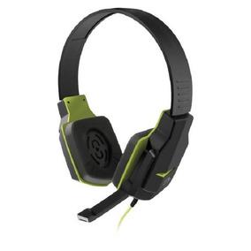 Fone Headset Gamer Verde Ph146 Multilaser