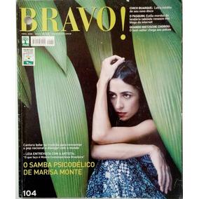 Revista Bravo N.104 - O Samba Psicodélico De Marisa Monte