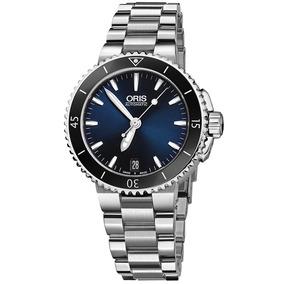 Reloj Oris Aquis Automatico Date 73376524135 Tienda Oficial