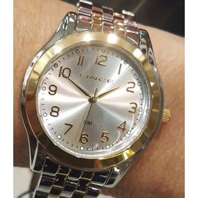 36de345bda8 Relogio Lince Prata Feminino - Relógio Lince Feminino no Mercado ...