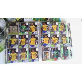 Lote Cards Adrenalyn Copa 2014- Brasil- Tenho Muitos