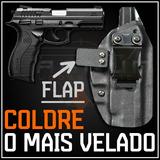 Coldre Magnum Interno Iwb Kydex Velado Taurus Pt838, Pt840