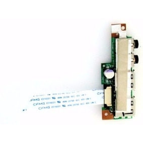 Placa Usb/audio Notebook Cce Win I25 Wm545b 72r-ba14i0-c411