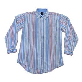 Camisa Seminueva Casual Gap Kids En Oferta! Náutica #65
