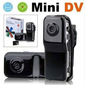 Mini Filmadora Detetive Hd Camera Dv Espia 5.0 Mp C264