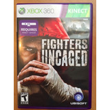 Xbox 360 Juego Fighters Uncaged