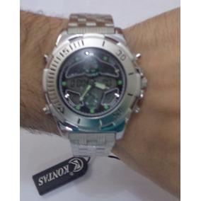 Relógio Masculino Analógico Digital Kontas.