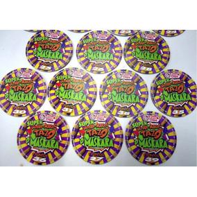 Tazo Mascara Elma Chips (complete Sua Coleção)