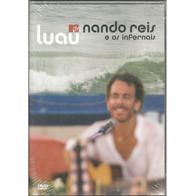 dvd do nando reis luau mtv