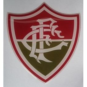 Escudo Fluminense Em Bronze - Acessórios para Veículos no Mercado ... 4f6a841d2ce55