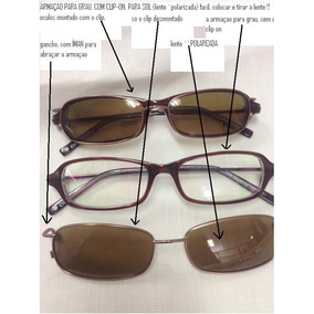Oculos Sol Izzy Amiel De Grau - Óculos no Mercado Livre Brasil c8dde8da97