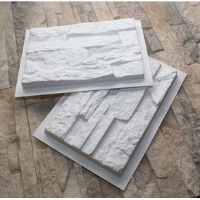 Molde Plastico Piedra Cultivada,cemento, Pared Diseño 2