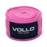 Bandagem Elastica Vfg Rosa Vollo