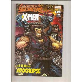 Guerras Secretas: X-men N° 1
