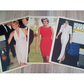 Princesa Diana - Material Especial Para Colecionador 01