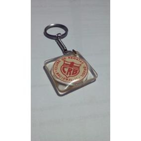 Chaveiro Antigo Crb - Clube De Regatas Brasil Ano 1977