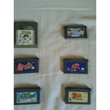 Juegos De Game Boy Clásicos 100% Originales